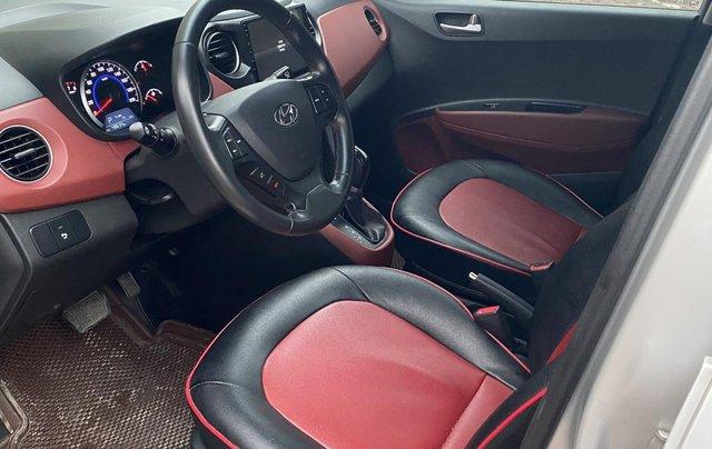 Gia đình cần bán xe Hyundai i10 hatchback 2014, đăng ký 20154