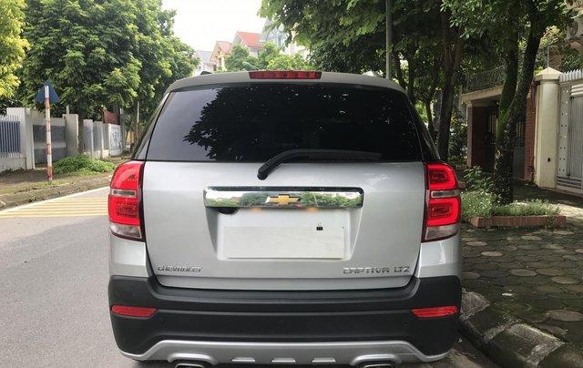 Bán Chevrolet Captiva Revv 2016, màu bạc4