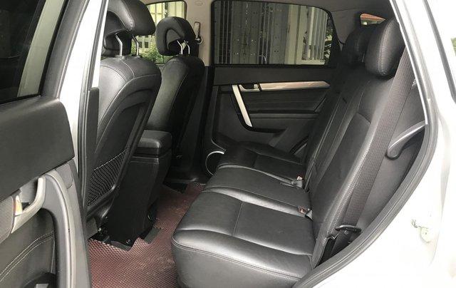 Bán Chevrolet Captiva Revv 2016, màu bạc7