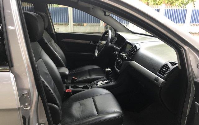 Bán Chevrolet Captiva Revv 2016, màu bạc9