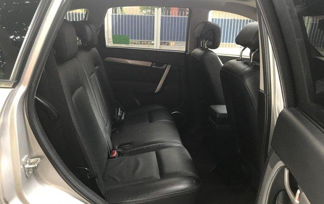 Bán Chevrolet Captiva Revv 2016, màu bạc10