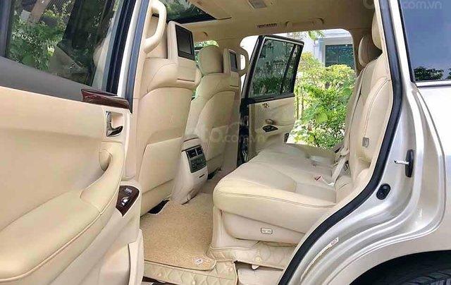 Cần bán Lexus LX 570 sản xuất 2012, màu vàng cát, nhập khẩu còn mới2
