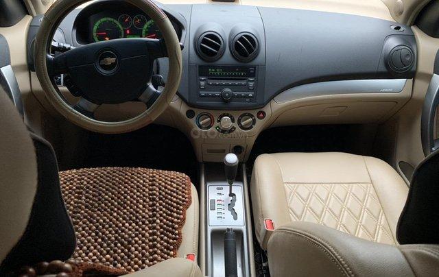 Chevrolet Aveo 1.4 LTZ tự động 2018, xe mới 98%, bảo dưỡng hãng đầy đủ4