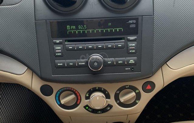 Chevrolet Aveo 1.4 LTZ tự động 2018, xe mới 98%, bảo dưỡng hãng đầy đủ6