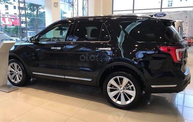 Bán Ford Explorer đời 2020, màu đen0