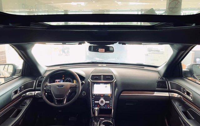 Bán Ford Explorer đời 2020, màu đen2