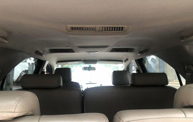 Gia Hưng Auto bán xe Toyota Fortuner 2.5G máy dầu, màu bạc SX 20098