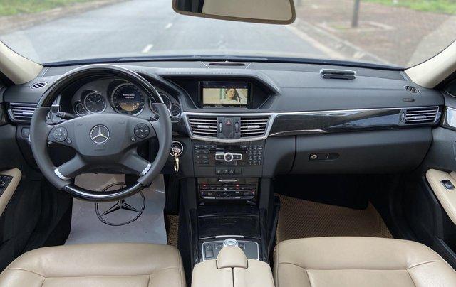 Xe Mercedes E250 năm sản xuất 2011, màu đen12