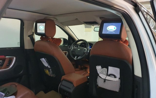 Landrover Discovery Sport HSE Luxury đời 2016 chuẩn zin, giá có thương lượng với người thiện chí5