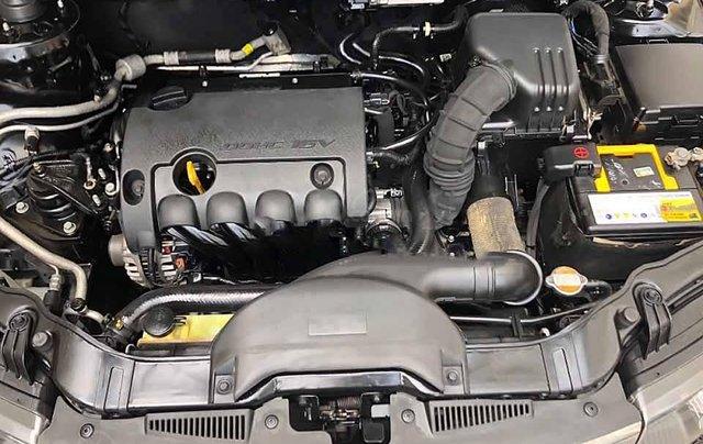 Bán xe Kia Cerato sản xuất năm 2011, màu đen, xe nhập còn mới, giá tốt5