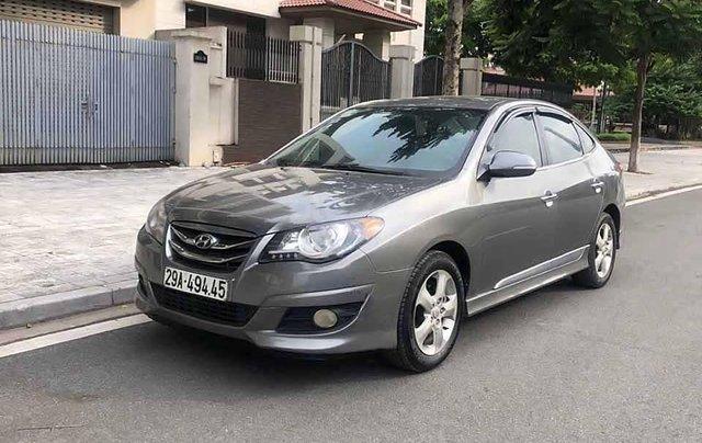 Bán Hyundai Avante sản xuất 2011, màu xám còn mới, 326tr0