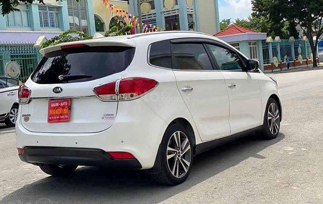 Bán xe Kia Rondo sản xuất năm 2016, màu trắng còn mới1