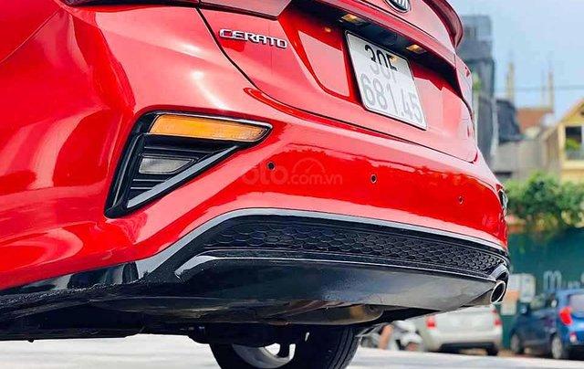 Cần bán lại xe Kia Cerato năm sản xuất 2019, màu đỏ còn mới, giá chỉ 616 triệu3