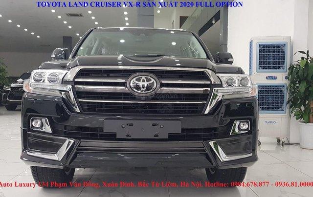Bán xe Toyota Land Cruiser VX-R 4.6L sản xuất 20201