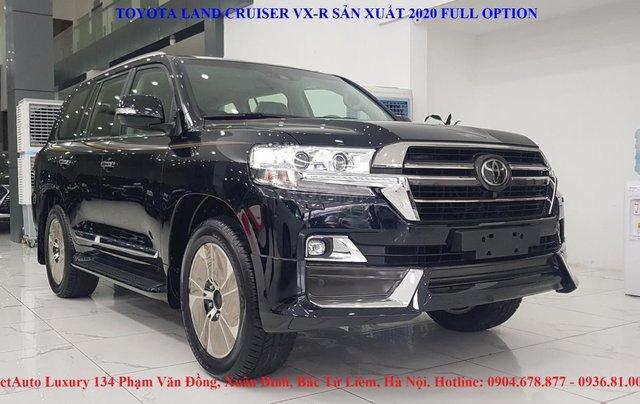 Bán xe Toyota Land Cruiser VX-R 4.6L sản xuất 20200