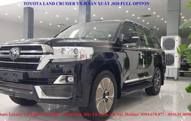 Bán xe Toyota Land Cruiser VX-R 4.6L sản xuất 20202