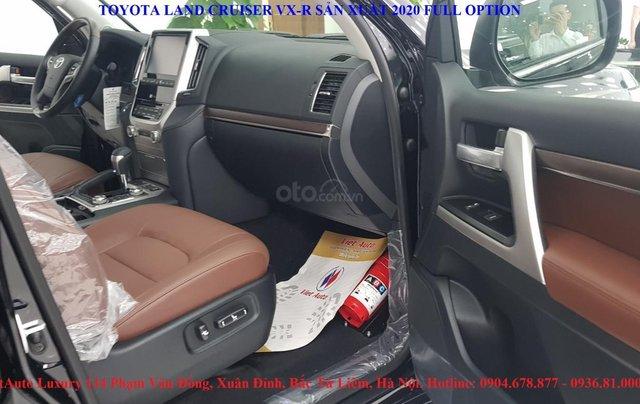 Bán xe Toyota Land Cruiser VX-R 4.6L sản xuất 20207