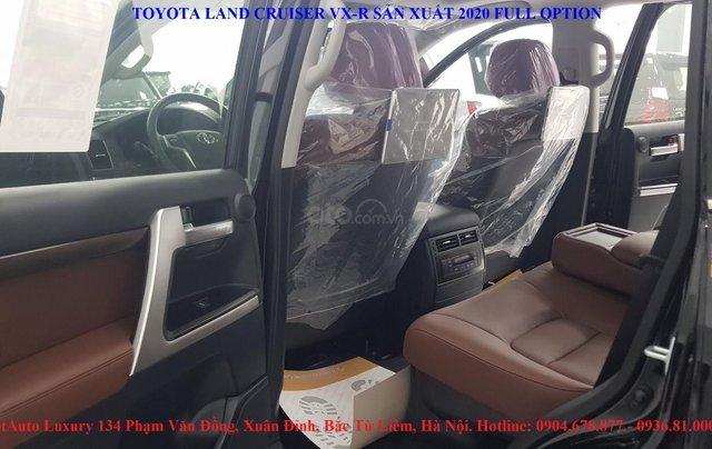Bán xe Toyota Land Cruiser VX-R 4.6L sản xuất 202010