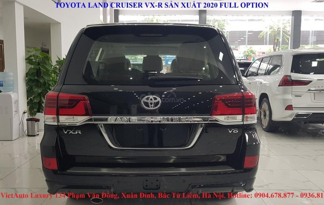 Bán xe Toyota Land Cruiser VX-R 4.6L sản xuất 202013