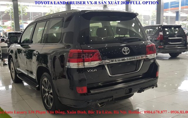 Bán xe Toyota Land Cruiser VX-R 4.6L sản xuất 202012