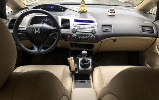 Gia Hưng Auto cần bán xe Honda Civic 1.8MT SX cuối năm 2008, xe còn quá đẹp quá mới3
