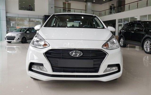 [Siêu ưu đãi] Hyundai Grand i10 sedan 1.2 MT 2020, giảm 50% lệ phí trước bạ, hỗ trợ trả góp 90%, hỗ trợ uber và grab0