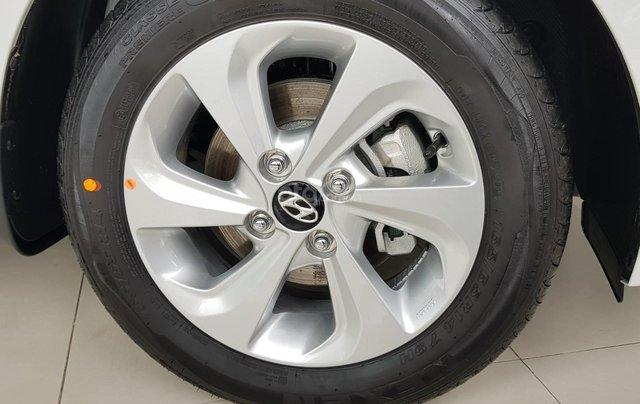 [Siêu ưu đãi] Hyundai Grand i10 sedan 1.2 MT 2020, giảm 50% lệ phí trước bạ, hỗ trợ trả góp 90%, hỗ trợ uber và grab9