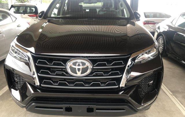 Bán Toyota Fortuner 2.5 số tự động máy dầu 2021- xe giao ngay - Khuyến mãi giảm giá ngay tiền mặt. Tặng thêm phụ kiện1