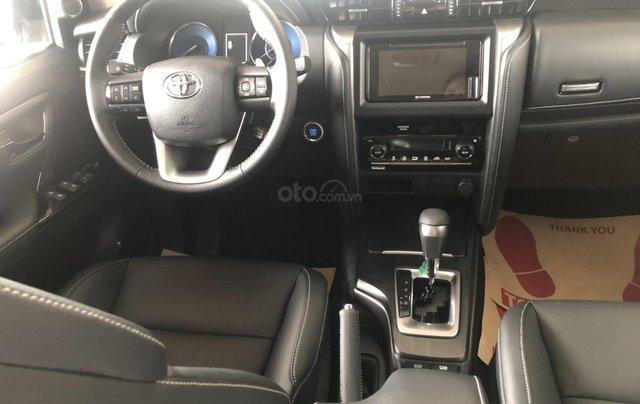 Bán Toyota Fortuner 2.5 số tự động máy dầu 2021- xe giao ngay - Khuyến mãi giảm giá ngay tiền mặt. Tặng thêm phụ kiện4