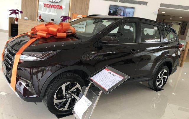 Bán Toyota Rush 1.5 màu đen giao ngay _ khuyến mãi giảm giá tiền mặt _ tặng thêm phụ kiện3