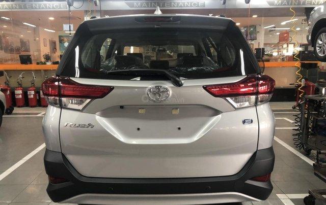 Bán ô tô Toyota Rush 1.5S 7 chỗ nhập Indonesia- khyến mãi, giảm giá tiền mặt - Tặng thêm phụ kiện1
