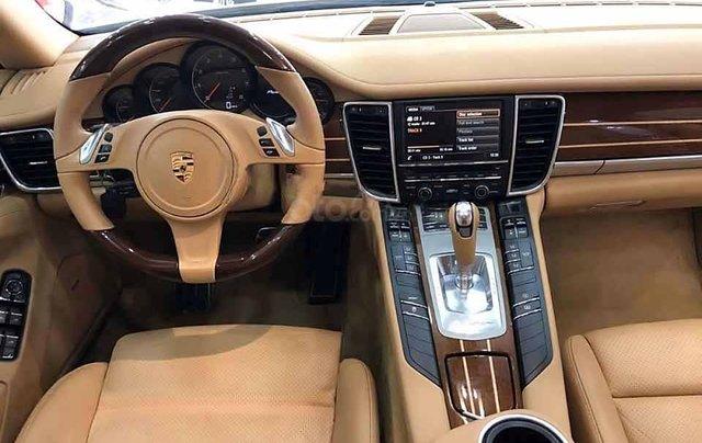 Xe Porsche Panamera 4S đời 2015, màu trắng, nhập khẩu nguyên chiếc  1