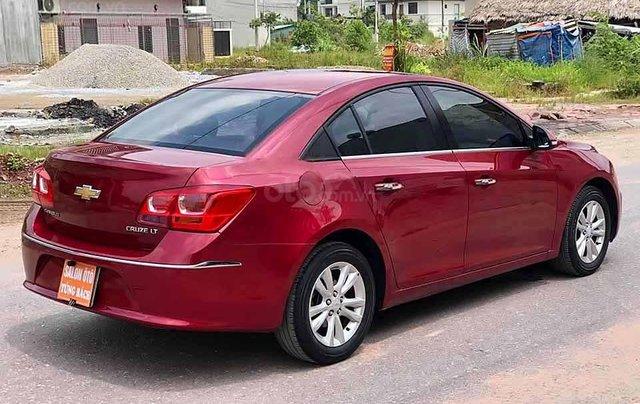 Bán ô tô Chevrolet Cruze LT 1.6L 2018, màu đỏ còn mới, giá chỉ 386 triệu3