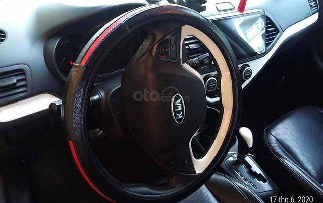Cần bán xe Kia Picanto 1.25 AT đời 2013, màu bạc  1