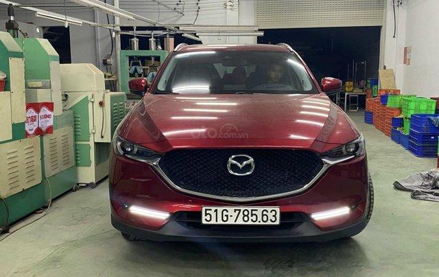 Mazda CX5 2.5AT 2019 màu đỏ siêu lướt 3.000km, zin nguyên bản như xe hãng0