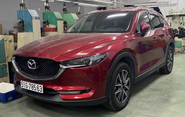 Mazda CX5 2.5AT 2019 màu đỏ siêu lướt 3.000km, zin nguyên bản như xe hãng1