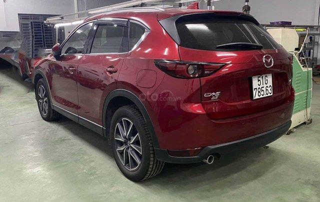 Mazda CX5 2.5AT 2019 màu đỏ siêu lướt 3.000km, zin nguyên bản như xe hãng7