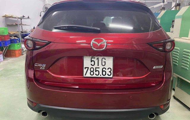 Mazda CX5 2.5AT 2019 màu đỏ siêu lướt 3.000km, zin nguyên bản như xe hãng8