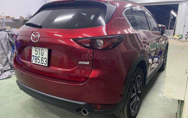 Mazda CX5 2.5AT 2019 màu đỏ siêu lướt 3.000km, zin nguyên bản như xe hãng9
