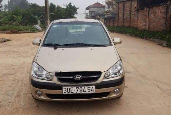 Bán ô tô Hyundai Getz năm 2010, nhập khẩu, giá chỉ 230 triệu0