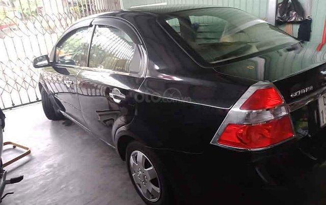 Bán ô tô Daewoo Gentra đời 2010, màu đen còn mới0
