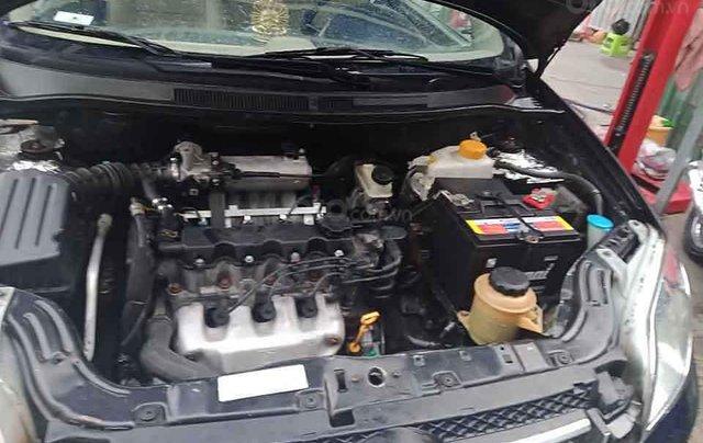 Bán ô tô Daewoo Gentra đời 2010, màu đen còn mới3