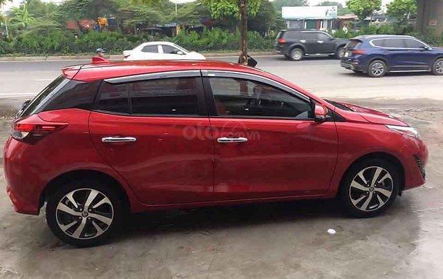 Cần bán Toyota Yaris 1.5 G đời 2019, màu đỏ, nhập khẩu  0