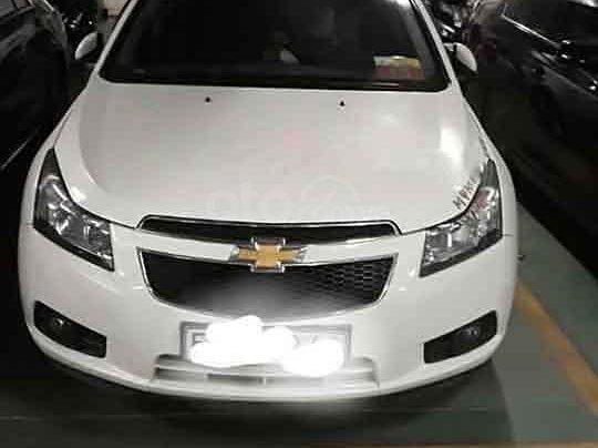Cần bán gấp Chevrolet Cruze LS năm sản xuất 2015, màu trắng, nhập khẩu nguyên chiếc còn mới3