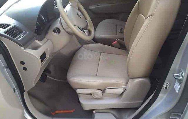 Cần bán lại xe Suzuki Ertiga sản xuất 2016, màu bạc còn mới2