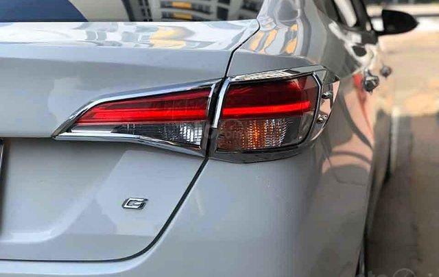 Cần bán lại xe Toyota Vios G 2019, màu trắng, nhập khẩu còn mới 3