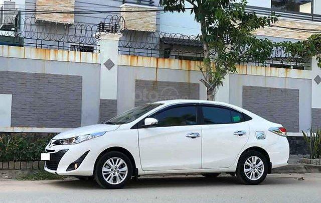 Cần bán lại xe Toyota Vios G 2019, màu trắng, nhập khẩu còn mới 2