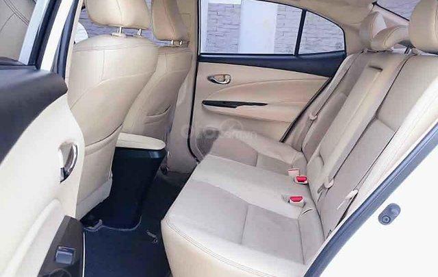 Cần bán lại xe Toyota Vios G 2019, màu trắng, nhập khẩu còn mới 4