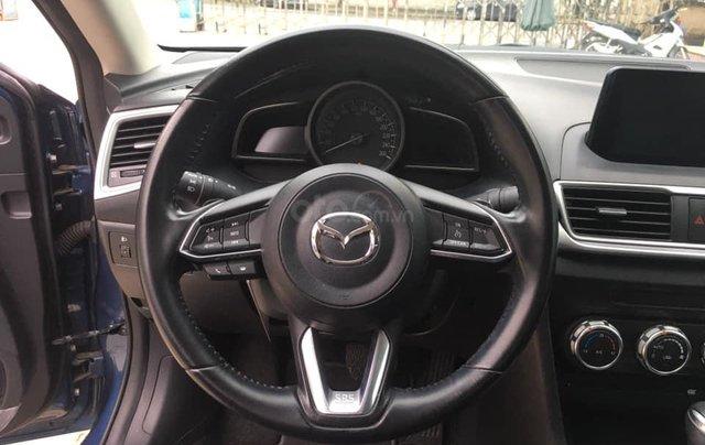 Chính chủ bán Mazda 3 sedan 1.5L, màu xanh, nội thất đen, xe sản xuất 10/2018, bảo hành bảo dưỡng toàn bộ tại hãng7