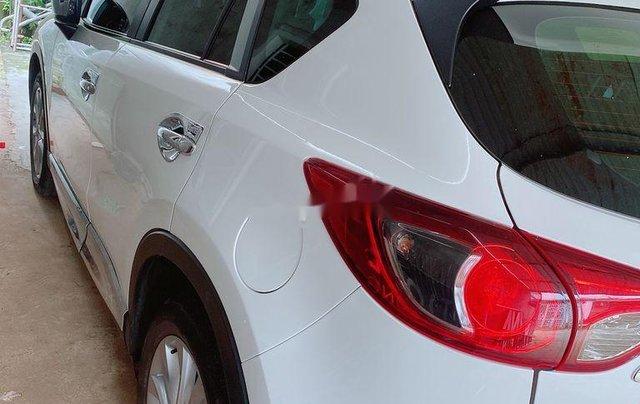 Bán xe Mazda CX 5 năm sản xuất 2015, màu trắng xe gia đình giá cạnh tranh2